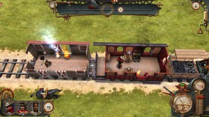 Bounty Train von Corbie Games und Daedalic Entertainment - Quelle: Daedalic Entertainment